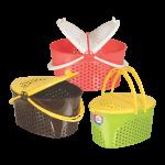 Hawaii - Multi-Purpose Basket with Lid