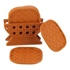 Tea Coasters Set